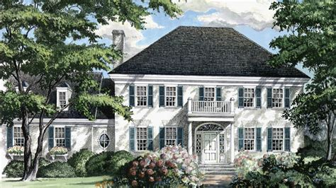Federal Style Home Plans Adam Federal Home Plans Adam Federal Style Home Designs From Homeplans