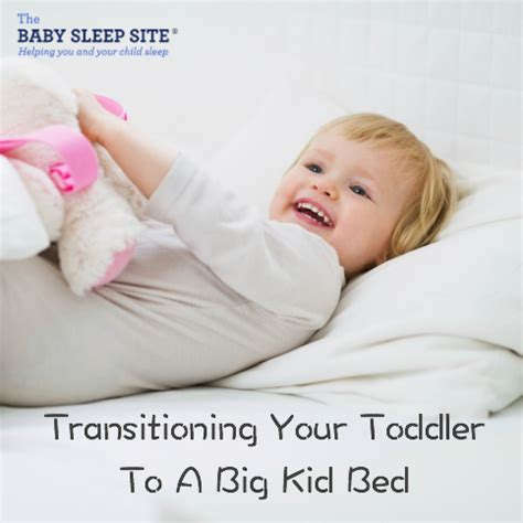 when to transition from crib to toddler bed toddler bed the baby sleep site baby toddler sleep