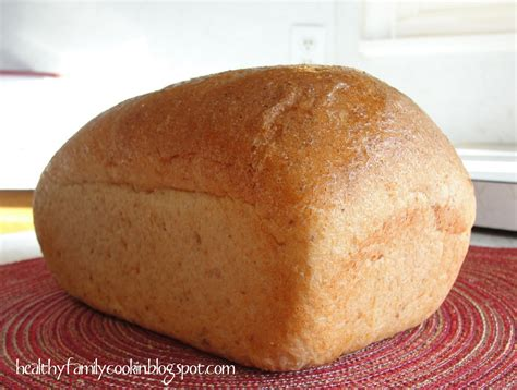 Handmade Bread - healthy family cookin fresh bread