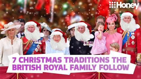 the royal family how the royal family celebrate christmas 9honey