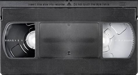 cassetta vhs videotape format war