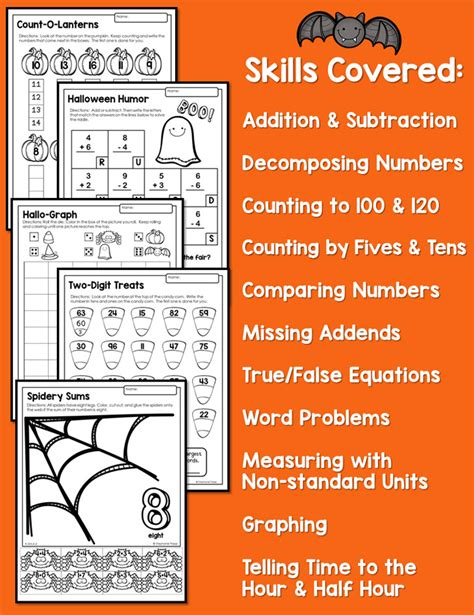 math activities primary theme park