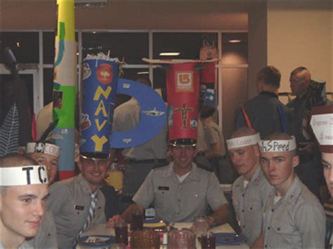 Jumbo Meghan Sy cadets celebrated cus thanksgiving early the citadel