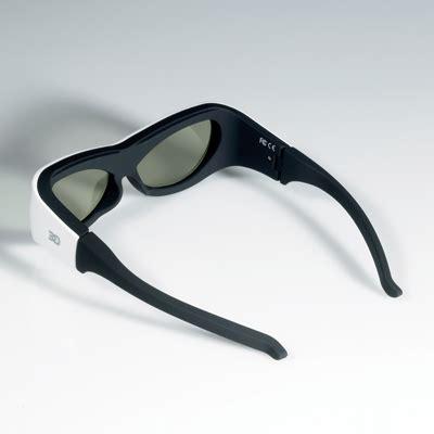 2 pairs 3d3 a1124 mini universal 3d tv eyewear active