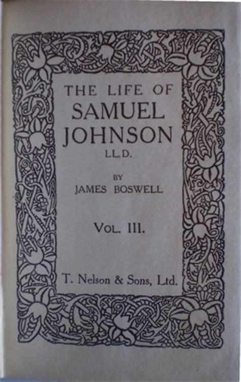 themes of london by samuel johnson quote by samuel johnson sir when a man is tired of