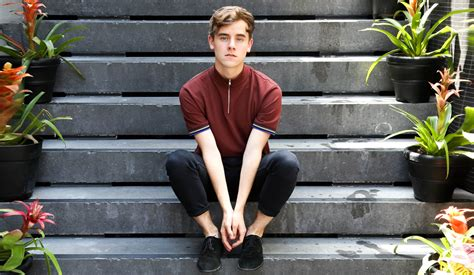 YouTube Star Connor Franta: On Coming Out, Drip Coffee & Pizza in Milan ? The New Potato