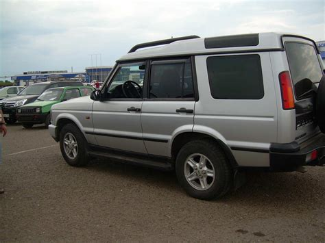discovery land rover 2004 2004 land rover discovery pictures 2 5l diesel manual