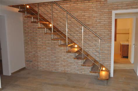 scale interni legno scale a giorno in legno a rovigo