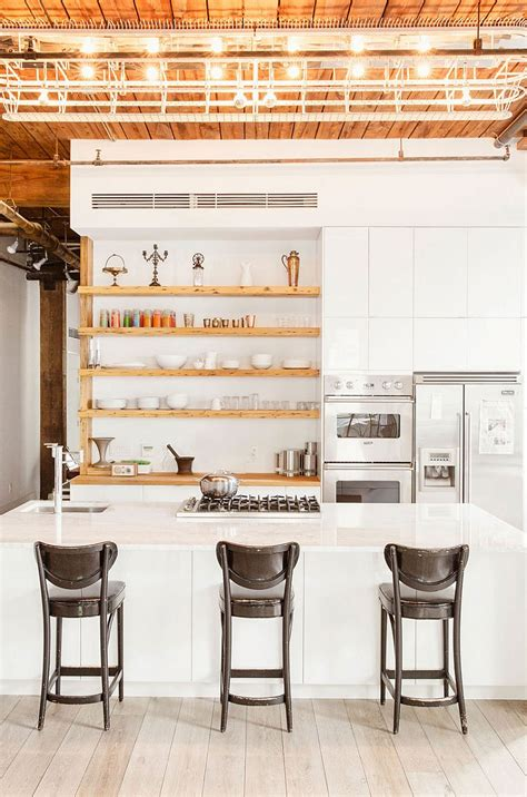 Chef S Kitchen Williamsburg by Williamsburg Loft Industrial Nyc Home Designed For A Chef