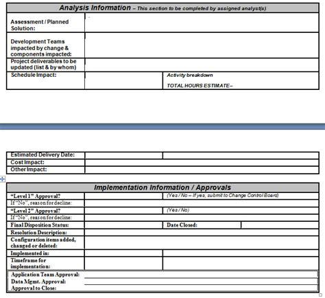 scope analysis template untitled document www umsl edu
