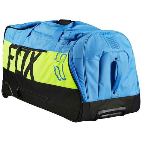 fox gear bags motocross fox racing shuttle roller gear bag revzilla