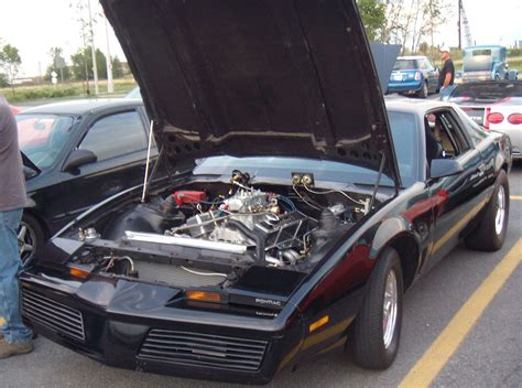 Trans Auto pontiac firebird third generation