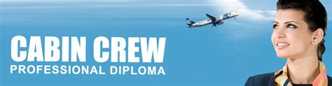 cabin crew diploma professional diploma for cabin crew