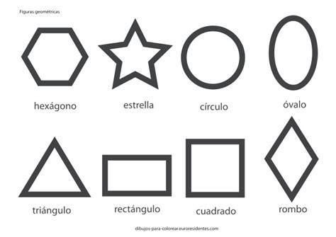 imagenes figuras geometricas para colorear figuras geometricas imprimir colorear