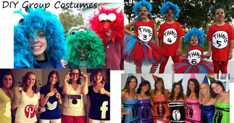 themes for link crew costume crafty halloween costume ideas for groups or family