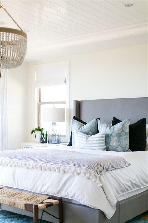 Bedroom Photography Project Estillo Project Modern Coastal Master Bedroombecki Owens