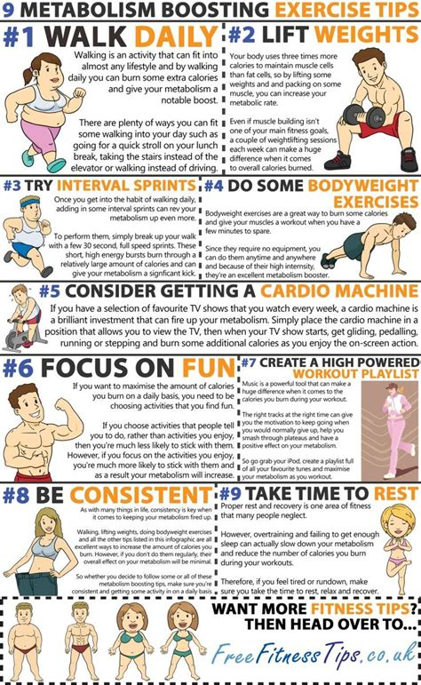 the metabolism plan discover the foods and exercises 9 metabolism boosting exercise tips http www