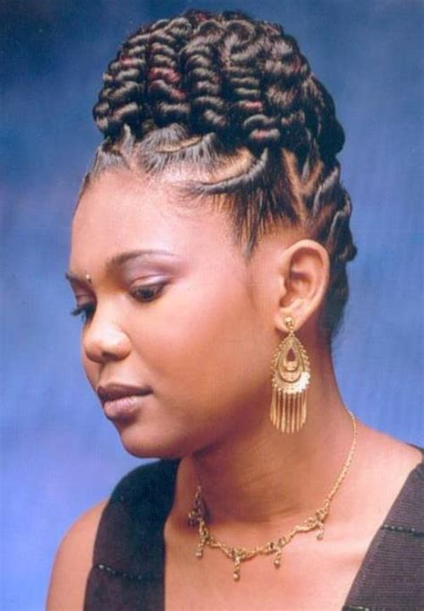 elegant braids for black women braided hairstyles for black girls 30 impressive