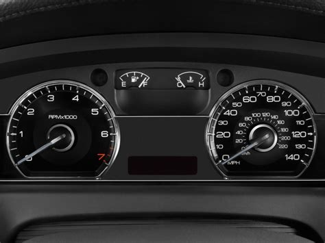 how make cars 2012 lincoln mkx instrument cluster 140 mph speedo for 2008 model taurus car club of america ford taurus forum