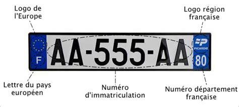 tag european plaque nouveau num 233 ro d immatriculation europ 233 en en vigueur