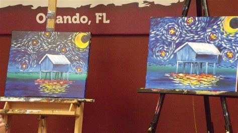 paint with a twist orlando fl comeseeorlando painting with a twist uniquely