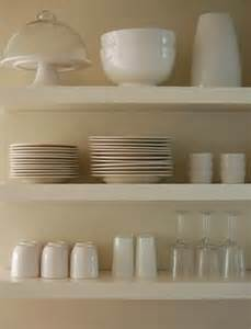 shelves for dishes live pretty on a diy floating shelves
