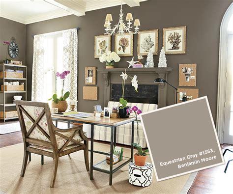 dark gray wall paint benjamin moore equestrian gray this dark grayed brown has