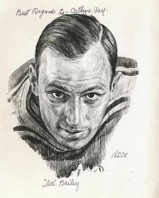 J Harold Bailey Sketches by Vintage Leafs October 2010