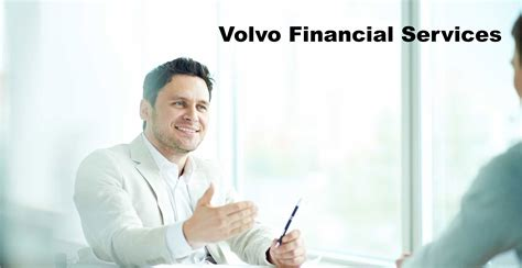 home volvo financial services