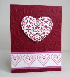 maroon color handmade birthday cards ideas trendy mods