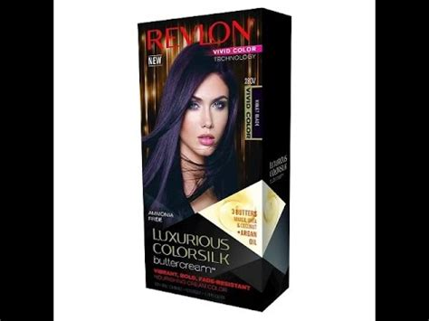 black violet hair color revlon violet black hair color