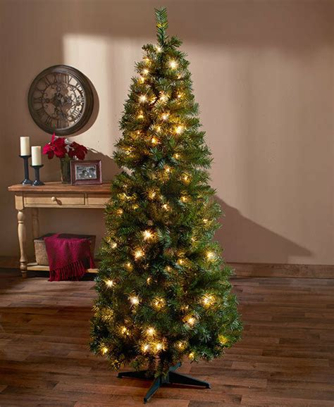easy up christmas trees 6ft prelit pop up tree 100 clear lights 558 tips easy assembly storage ebay