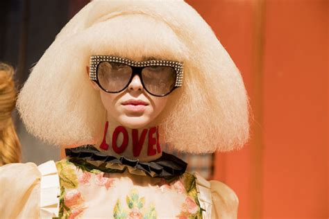 Eyeshadow Kering the martin moodie gucci enters the frame as kering sunglasses growth the