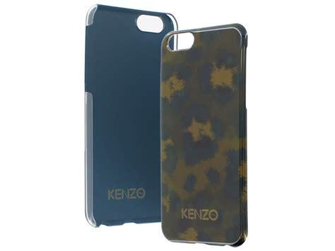kenzo leopard kaki hardcase case voor iphone