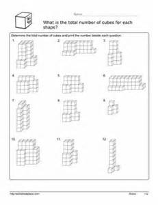 math worksheets cube volume volume worksheetsvolume cube