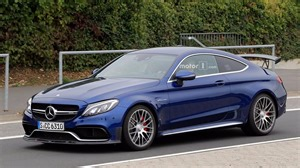 Mercedes 63 Amg Mercedes Amg C63 R Coupe Spied For The Time