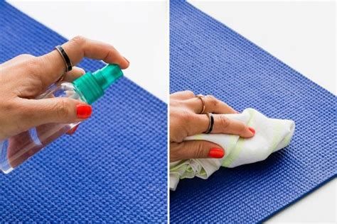 how to clean and store your mat like an expert