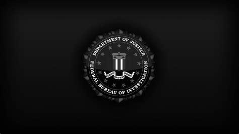 fbi fbi logo black HD wallpaper