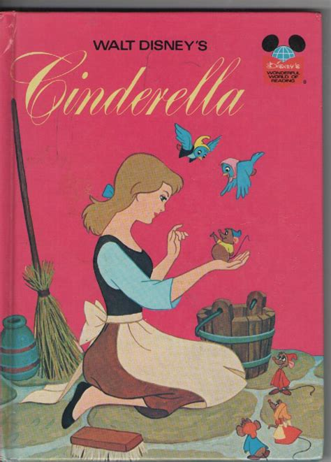 cinderella picture book items similar to cinderella walt disney book vintage 1974