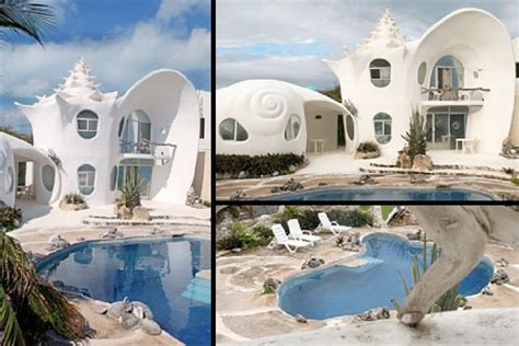 shell house isla mujeres airbnb seashell house