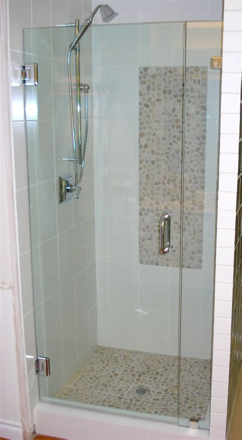 Custom Glass Shower Doors Frameless Custom Shower Glass Doors Frameless Custom Frameless Glass Shower Doors Dc Sterling Fairfax