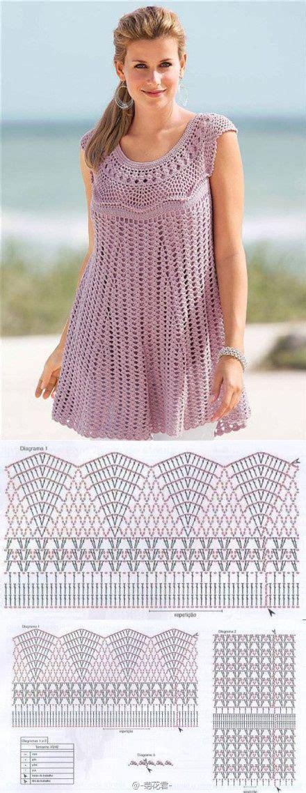 dress trico vbwd csl2 gu 1103 best crochet clothes tops images on