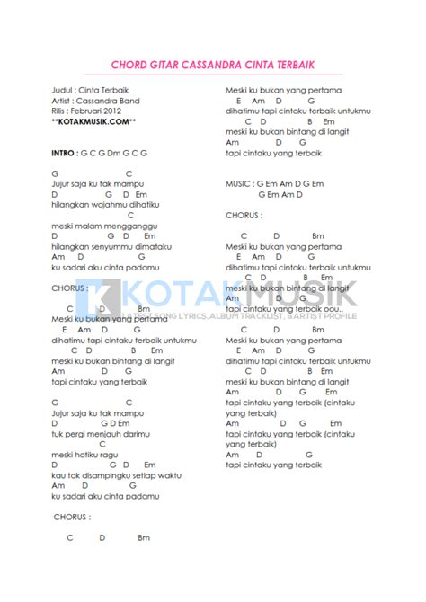 cinta terbaik cassandra instrumental mp3 download free download lagu cassandra band cinta terbaik