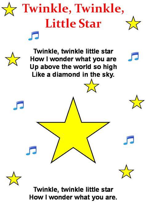 twinkle twinkle little star twinkel twinkle little star lyrics f f info 2017