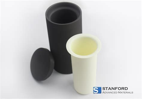 pyrolytic boron nitride crucibles ceramic materials sam