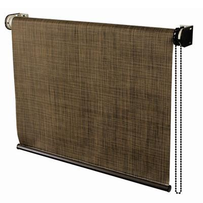 Outdoor Shades Home Depot by Coolaroo 72 Inch X 72 Inch Coolaroo Sandalwood Exterior