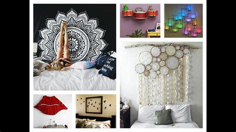 creative wall decor ideas diy room decorations youtube