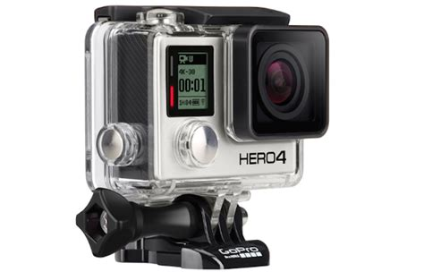 Gopro Hero4 Black Pasaran New Gopro Hero4 Black And Silver Filled Cameras Bunkers Paradise