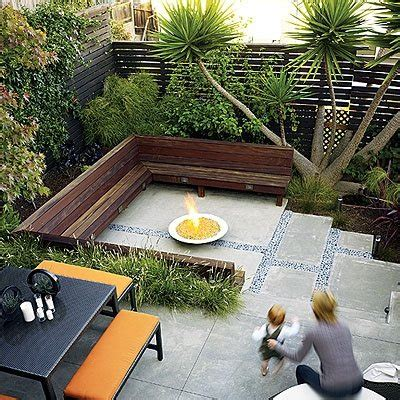 Small Backyard Design Ideas Small Backyard Design Landscaping Network