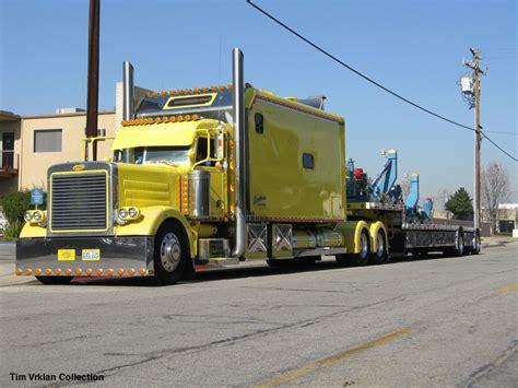 whata sleeper on peterbilt semi trucks and trucks